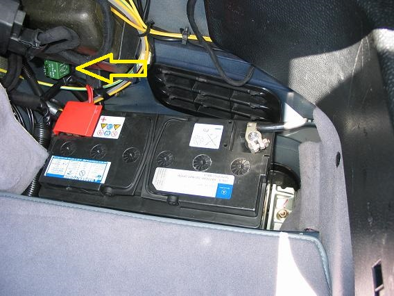 Take Off Battery Fuse Car Starts
