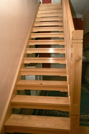 I Have Open Stairs And Need To Close Off For My 1 Yr Old