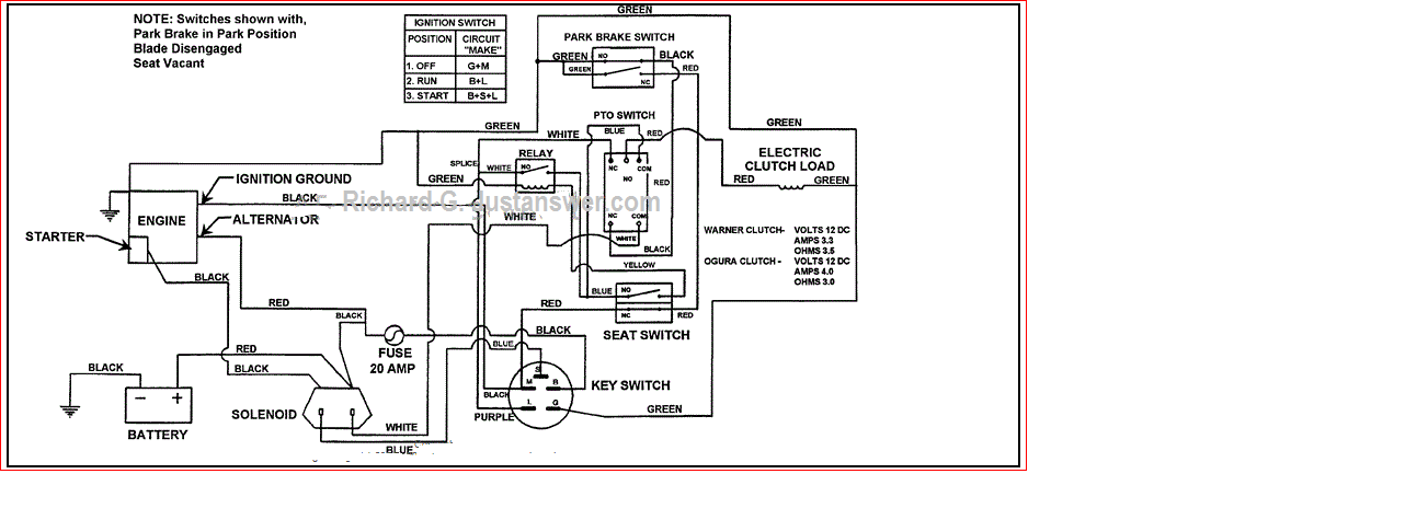 i need a wiring diagram for a snapper yard cruiser model no