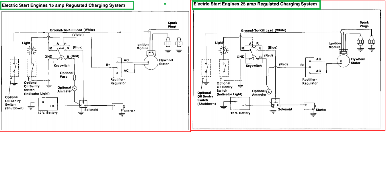 kohler engine wiring diagram for ignition system html with Kohler Engine Ignition Switch Wiring on Bs Engines Regulated Wiring Harness likewise 4zoc0 John Deere 212 Lawn Tractor Charging System as well John Deere 1010 Radiator Wiring Diagrams together with Scotts S1642 Parts Diagram Wiring Diagrams further Jeep Yj Digramas.