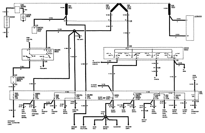 Wiring Diagram For 1987 Jeep Wrangler : Chasing an electric gremlin in my jeep wrangler