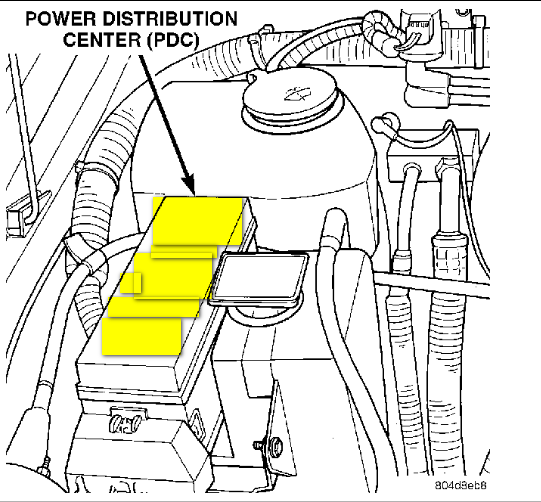 jeep auto shutdown relay circuit location wiring diagram graphic