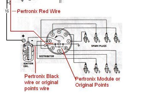 1972 Ford F100  360  Has Pertronix In Distributor For