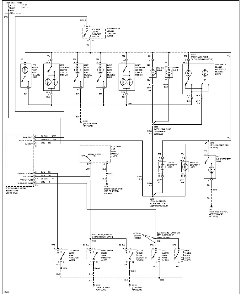 oldsmobile silhouette wiring diagram 1999 oldsmobile silhouette - i just bought this used ... 1997 oldsmobile silhouette wiring diagram #7