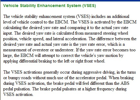 Service Stability System >> I have a 2004 LeSabre Limited, with 89K miles on it. The