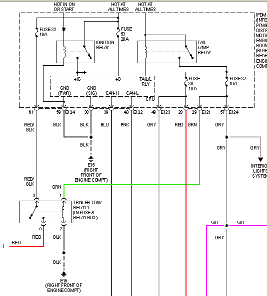 2006 Nissan Trail Stereo Wiring Diagram : I have a nissan frontier pickup installed plug