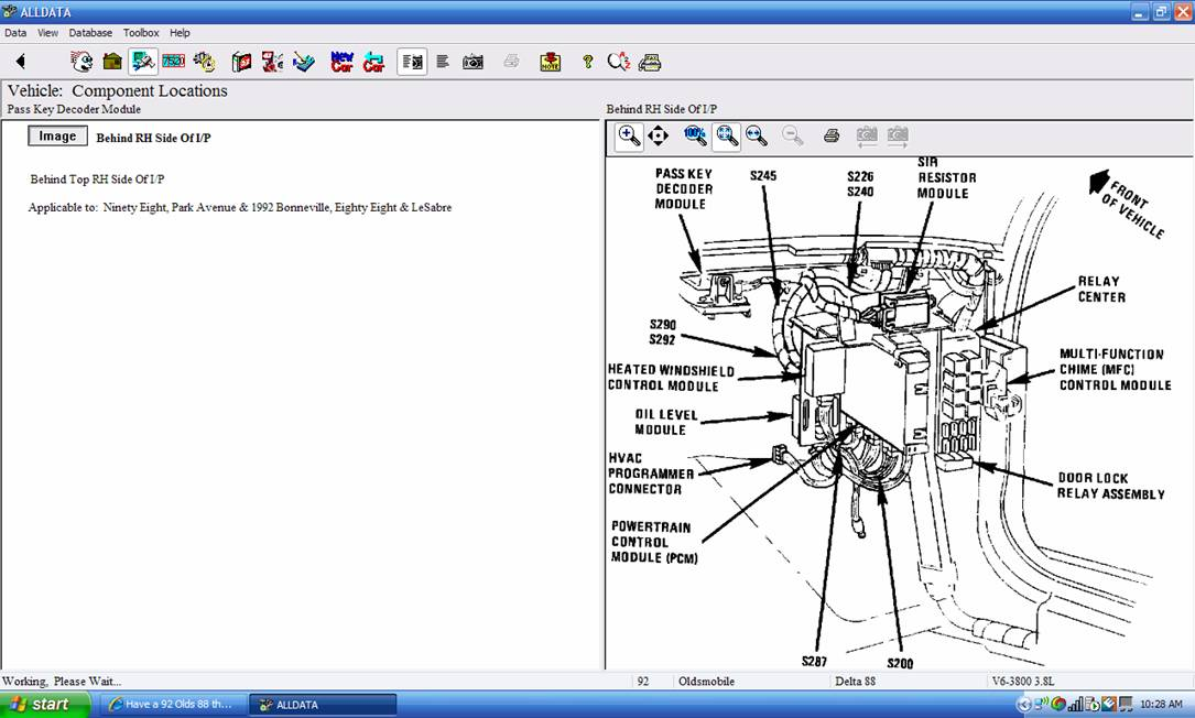 1986 chevy silverado starter wiring diagram  1986  free