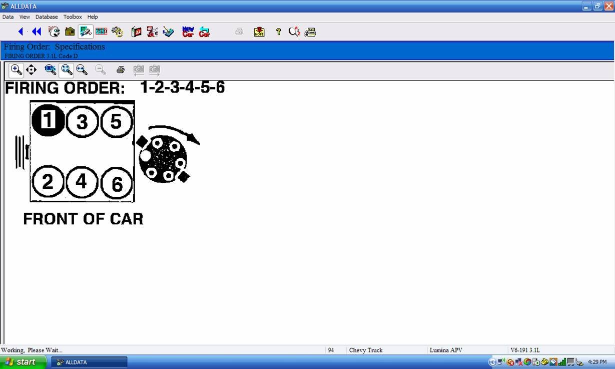 chevy engine firing order  chevy  free engine image for