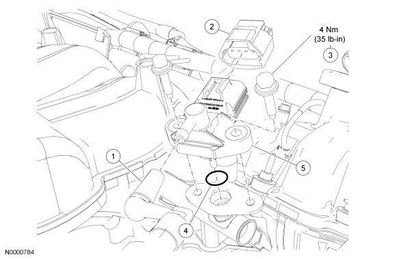 how to fix 2005 mercury mariner p0193 engien code