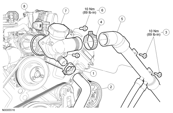 lincoln mkx radiator diagram land rover discovery radiator diagram