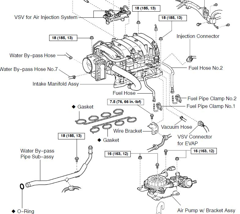 1997 Toyota Rav4 Engine Diagram further Oil Pump Replacement Cost besides 05 Toyota Tundra Timing Belt Diagram in addition Discussion T8840 ds557457 additionally Toyota Vvt I Variable Valve Timing Intelligent System And Schematic Diagram. on 2008 tundra oil filter