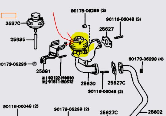 2002 ford ranger egr valve location  2002  free engine image for user manual download