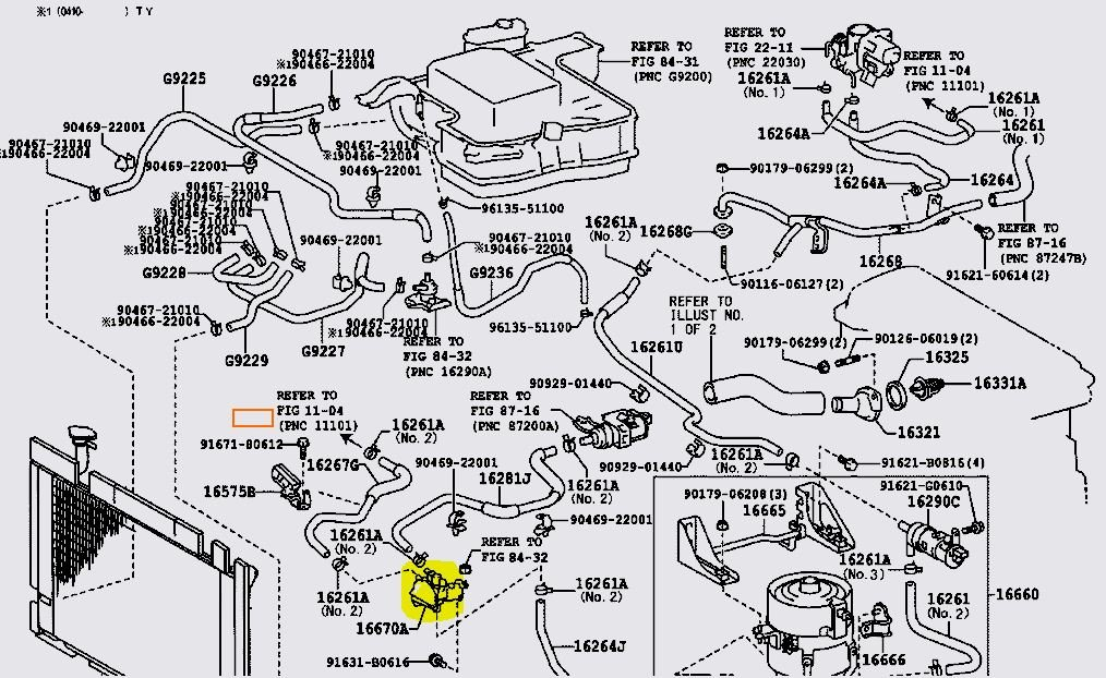 diagram 2005 toyota sienna throttle body  diagram  free