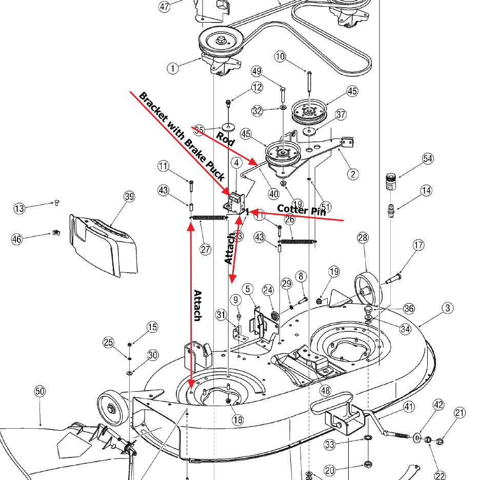 push on wiring diagram riding mower pdf with Troy Bilt Pony Wiring Schematic on 61 In Snapper Deck Digram likewise John Deere Gt235 Steering Parts Diagram together with Fader Switch Wiring Diagram together with Troy Bilt Pony Wiring Schematic furthermore Mtd Lawn Mower Users Manual Online.
