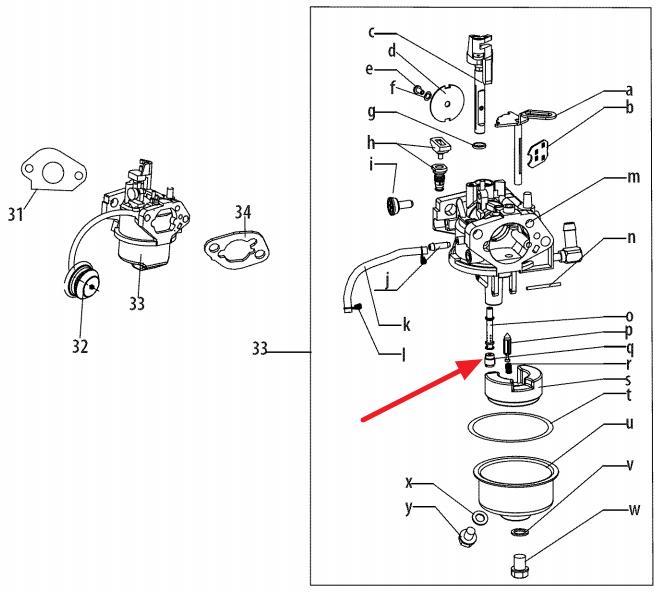 craftsman snow blower wiring diagram