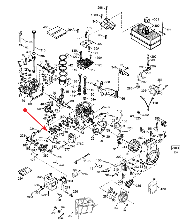 snow king snowblower parts diagram