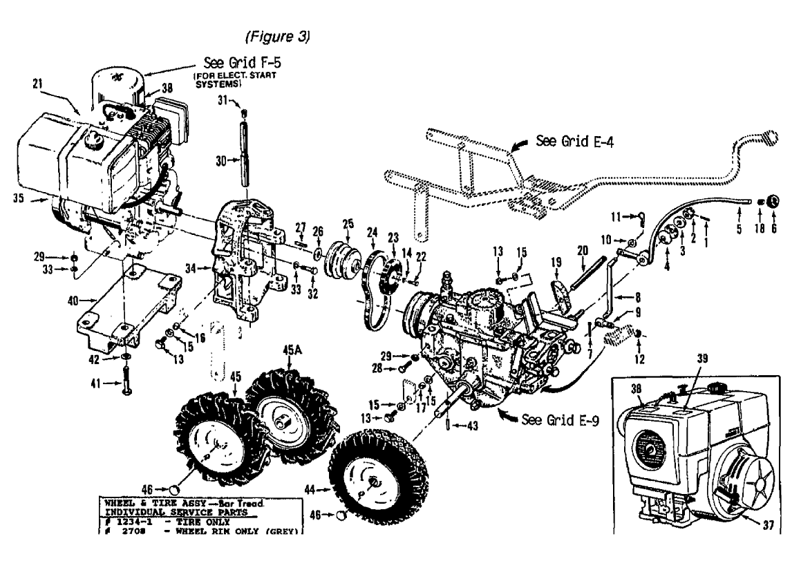 Troy Bilt 5500 Generator Diagram on onan 5000 wiring diagram