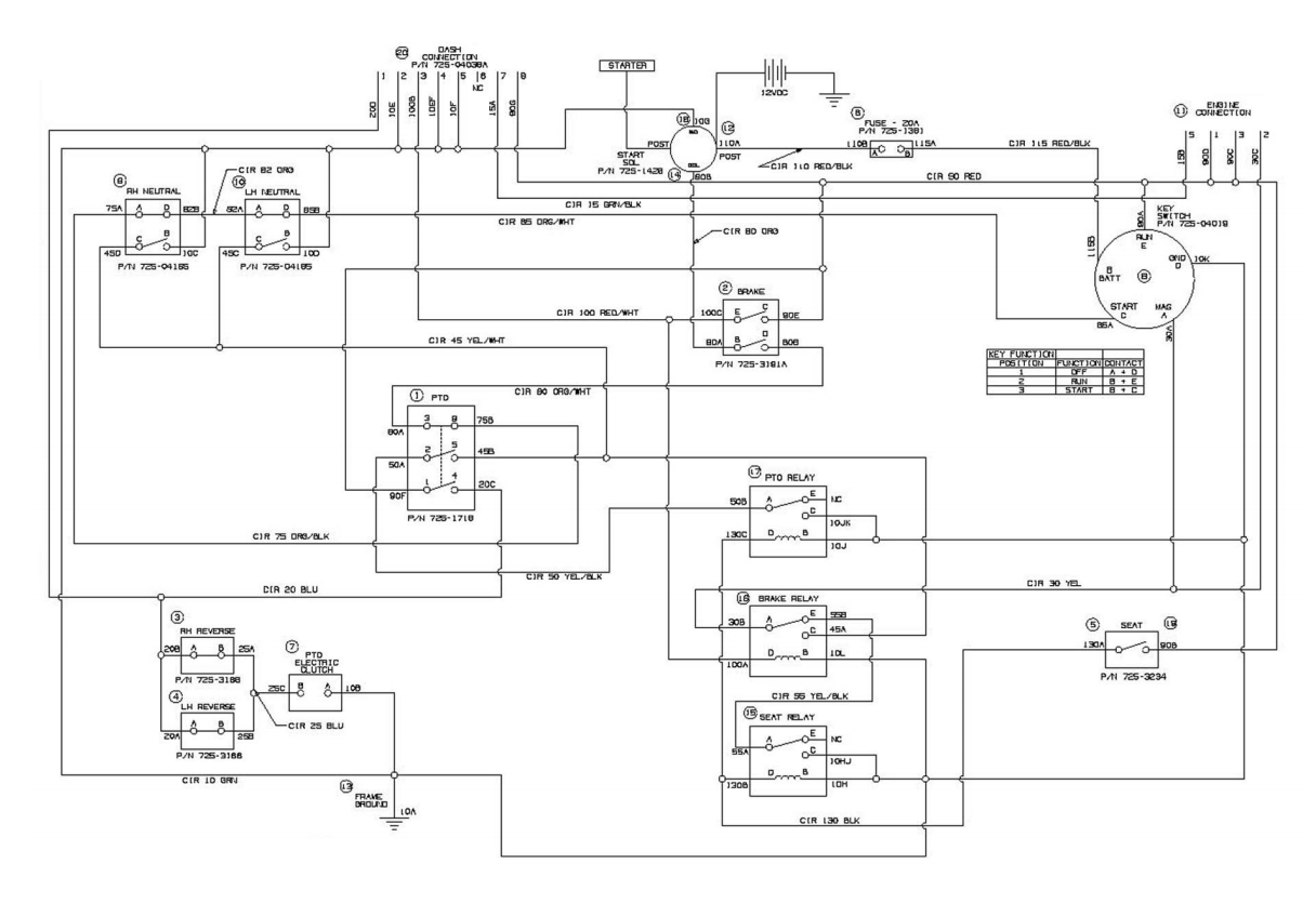 Wiring Diagram Symbol Key The Wiring Diagram readingratnet