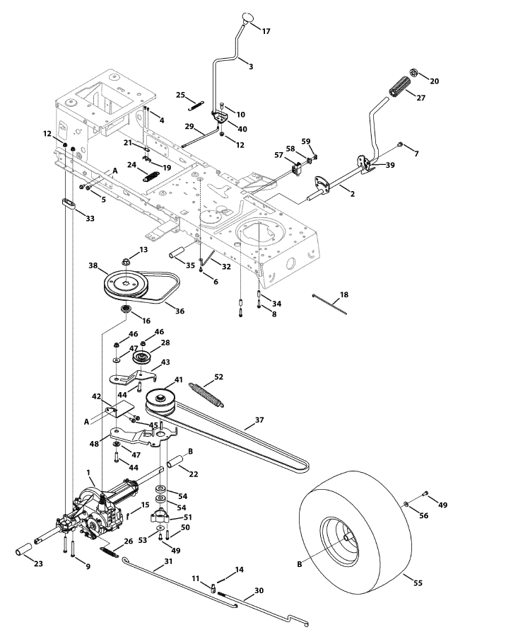 Wiring Diagram Besides Z425 John Deere Moreover