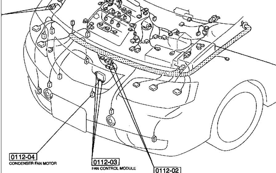 1999 mazda millenia thermostat location  1999  get free image about wiring diagram