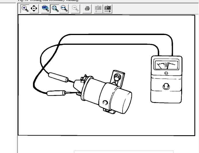 mazda b2600 distributor wiring diagram