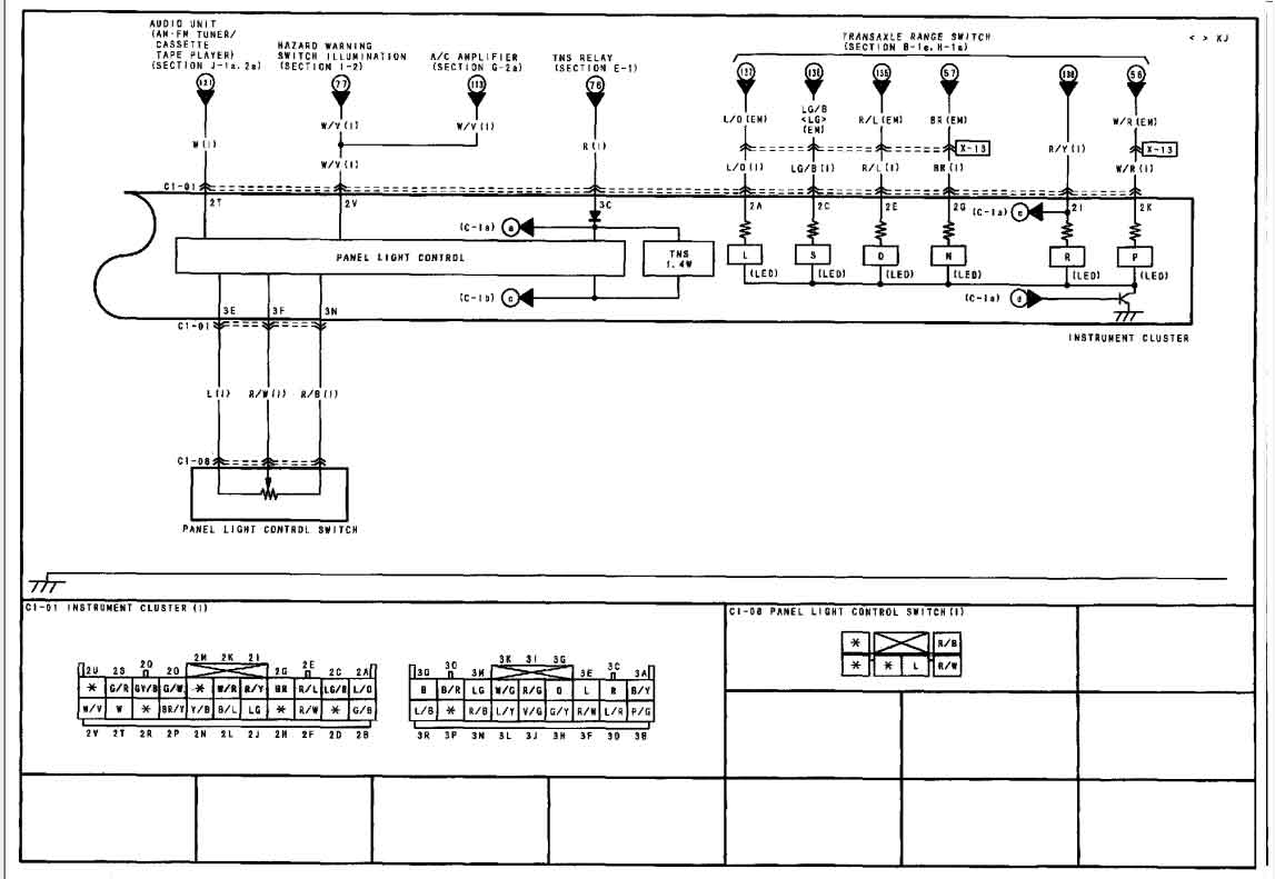 1998 Mazda B3000 Wiring Diagram Great Design Of Schematics Mpv Get Free Image About B4000 Stereo