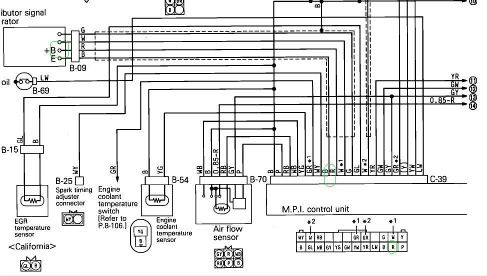 pajero electrical wiring diagram wiring diagrams mitsubishi pajero 1998 wiring diagram digital