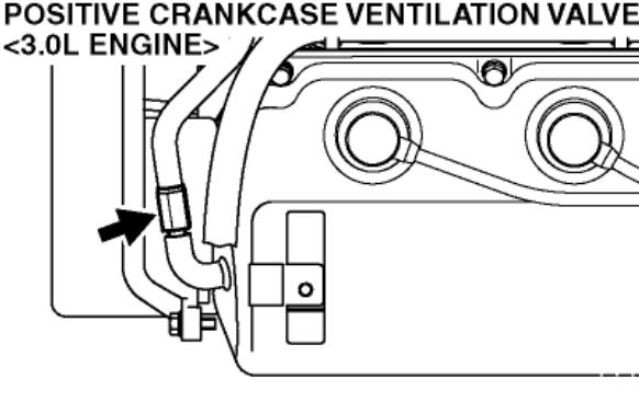 pcv valve location mitsubishi raider  pcv  free engine