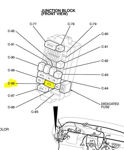 2003 Mitsubishi Galant Keeps Blowing Iod Fuse 23 Upon