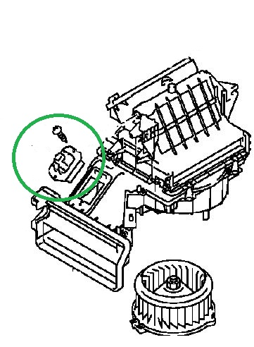 gmc sierra 1990 pictorial diagram of heater with Ac Duct Diagram on 97 Chevy Blazer Fuse Box moreover 05 Gmc Envoy Wiring Diagram likewise 1990 C1500 Heater Wiring Diagram together with 1989 Gmc Sierra Fuse Box Diagram in addition Mazda 3 Wiring Diagram Door.