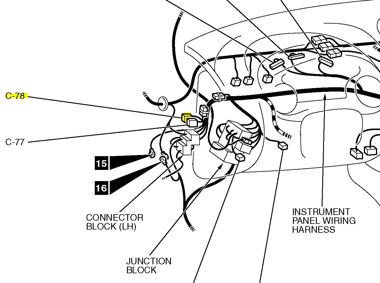 2003 mitsubishi eclipse spyder radio wiring diagram