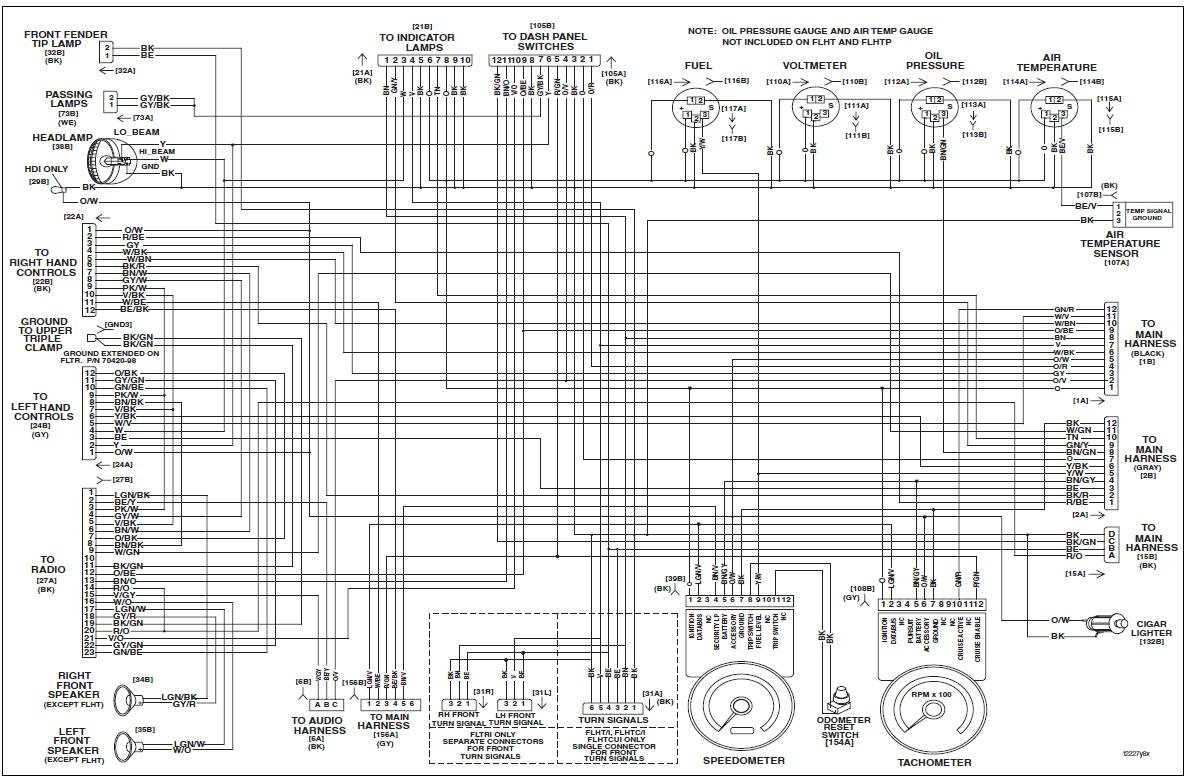 2000 Harley Davidson Fxd Wiring Diagram Another Blog About 2009 Flh U2022 Rh Ok2 Infoservice Ru