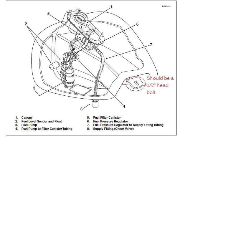 harley road king fuel tank parts diagram