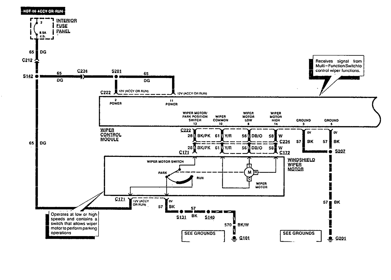 1994 Ford Econoline 250 Wiring Diagram Of Harnass For
