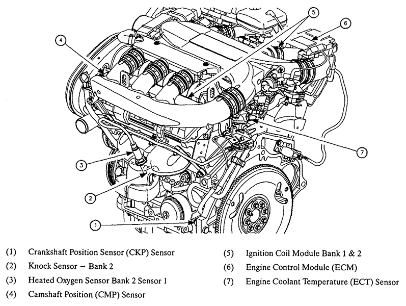 what causes my 2001 saturn l300 engine to stop running at