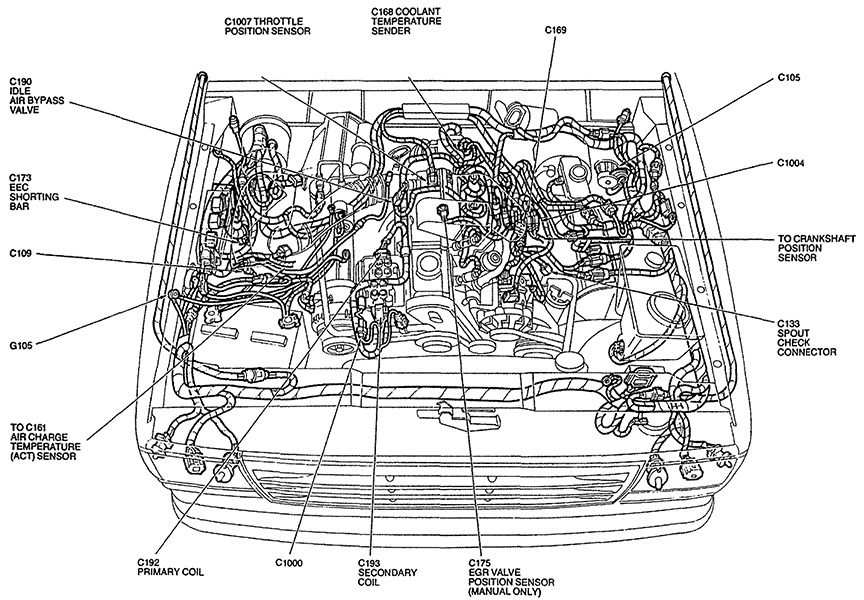 87 dodge dakota engine diagram  87  free engine image for