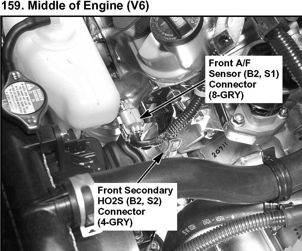 2003 honda accord o2 sensor car interior design
