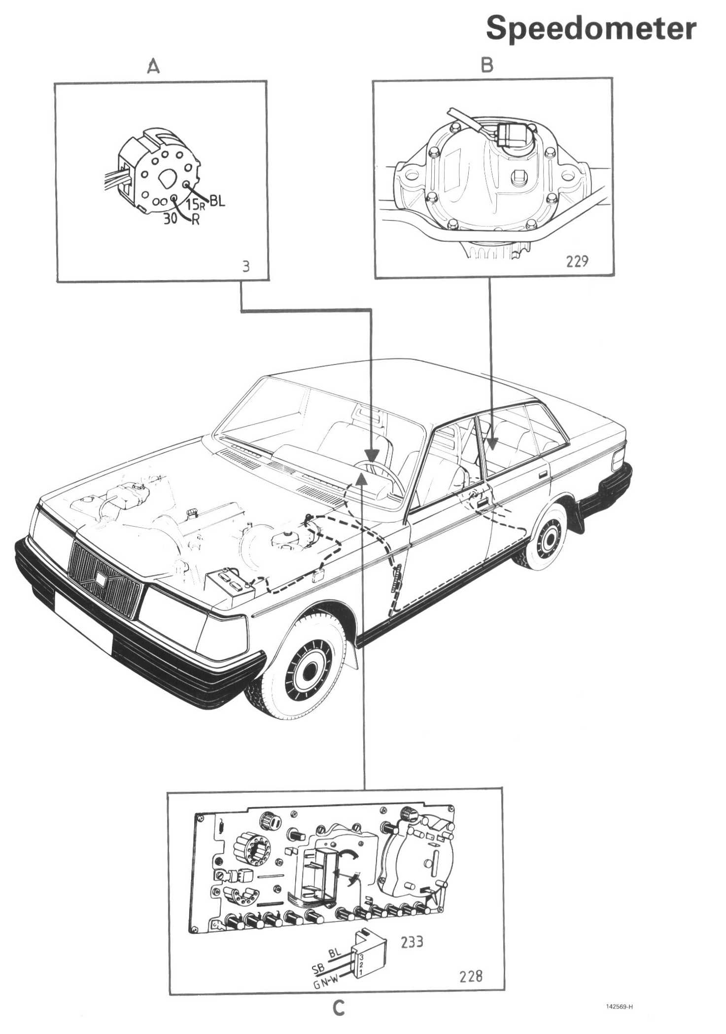 Volvo 240 Wiring Diagram - Volvo T Wiring Diagram Collection On Cruisecontrol - Volvo 240 Wiring Diagram