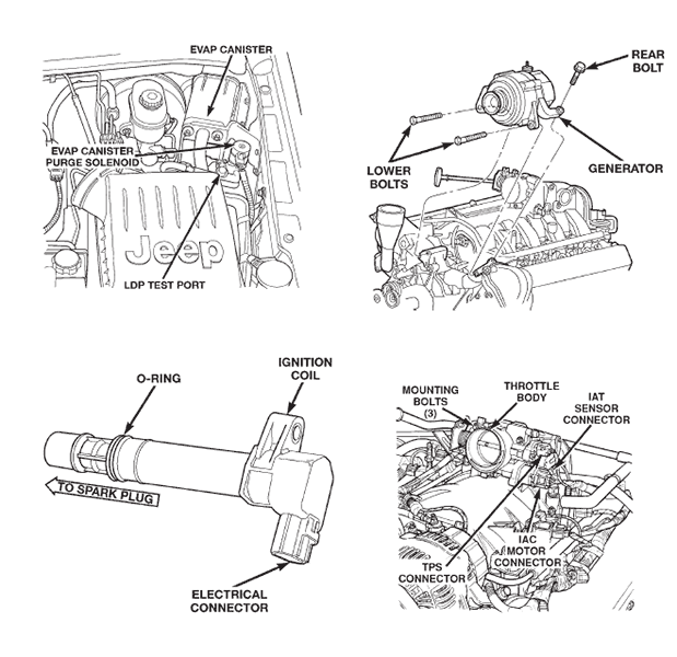 service manual  2010 jeep grand cherokee change gas tank