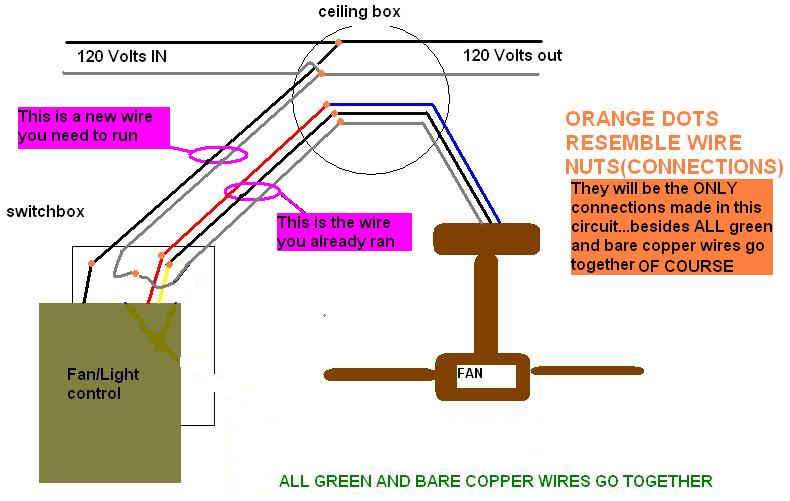 craftmade ceiling fan wiring diagram hunter fan light