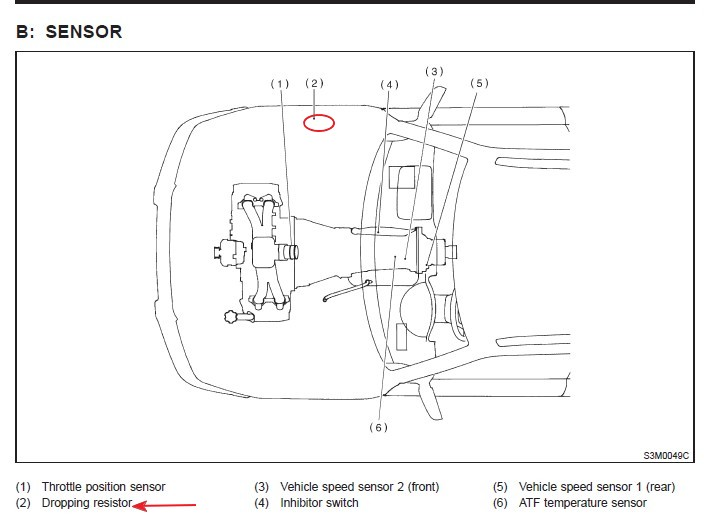 How To Replace A Shift Solenoid 2011 Subaru Legacy