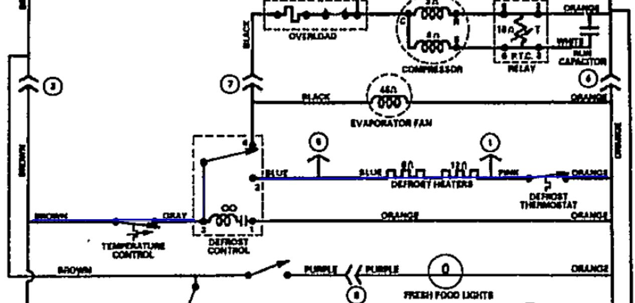 zer defrost timer wiring diagram zer image zer defrost timer wiring diagram images wiring diagram on zer defrost timer wiring diagram