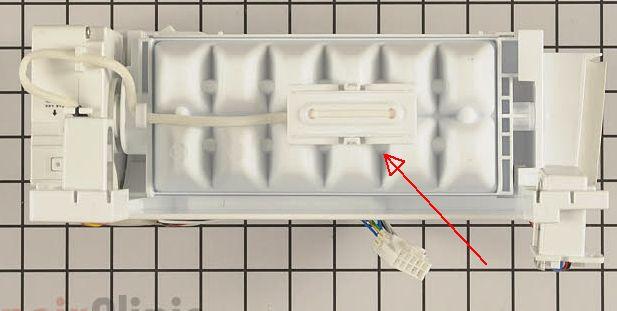 Lg Model Lmx28954sb 00 Ice Maker Does Not Drop Ice Bin