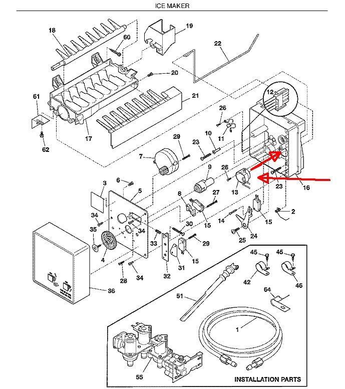 Frigidaire Refrigerator: Frigidaire Refrigerator Jsi-26