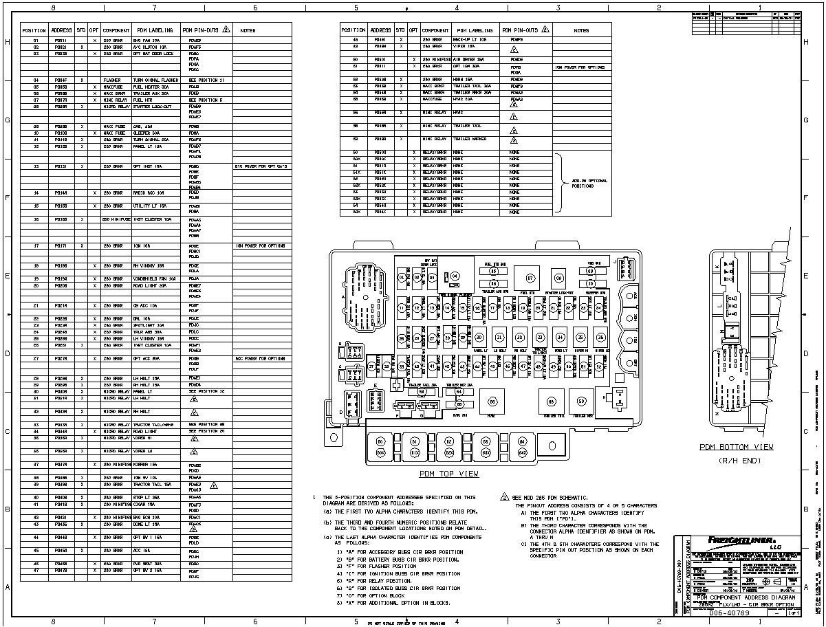 Mack Fire Truck Wiring Diagram moreover International 9200i Wiring Diagram also Mcneilus Wiring Diagrams further Watch also Mitchelltruck. on wiring diagram for sterling trucks