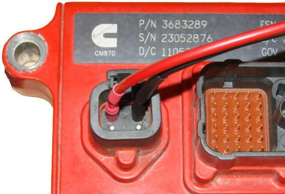 Ecm Power on Basic Ignition Switch Wiring Diagram