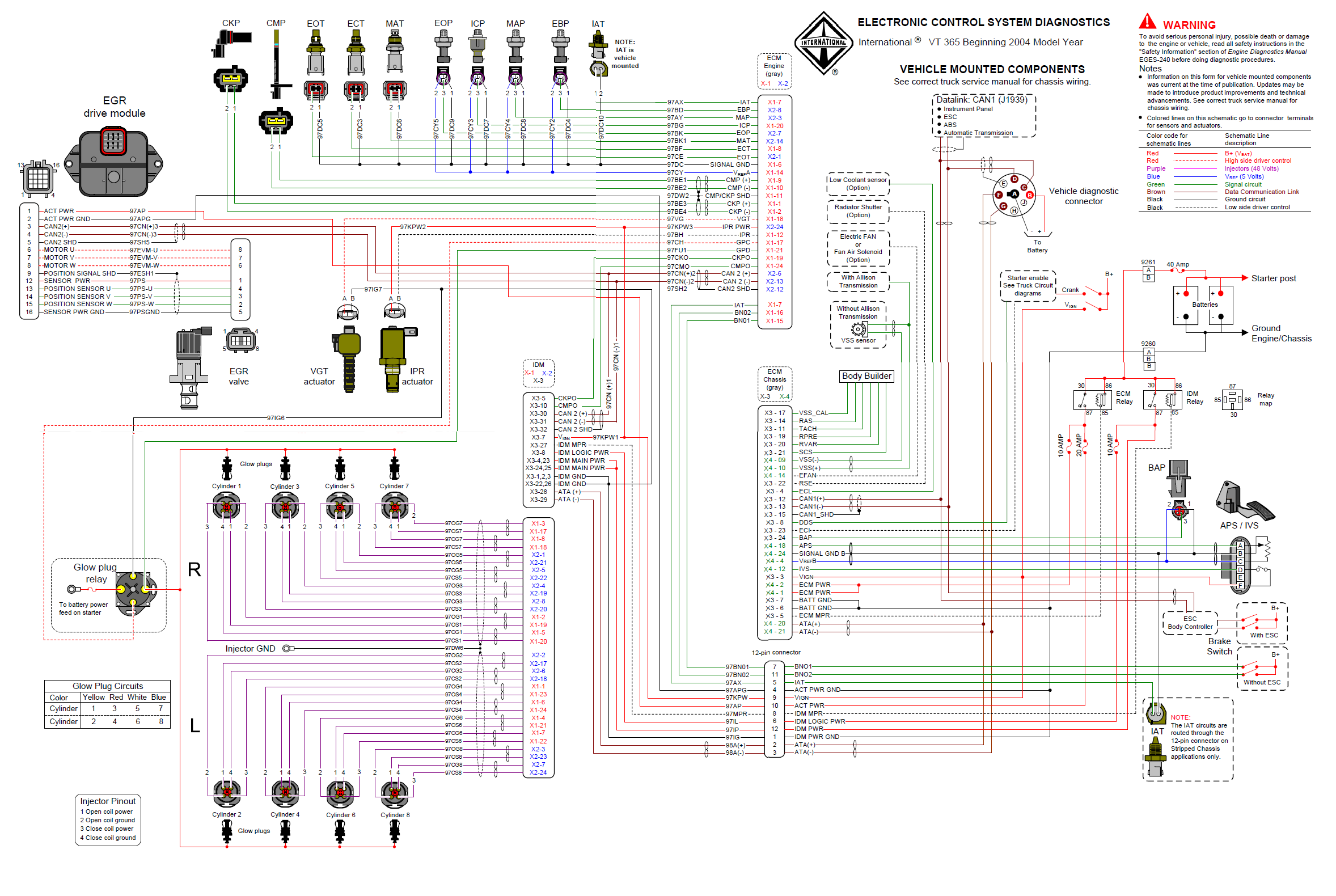 2006 international 4200 vt365 wiring diagram 2006 wiring i have a 2006 international 4200 vt365 and code 254 221 high