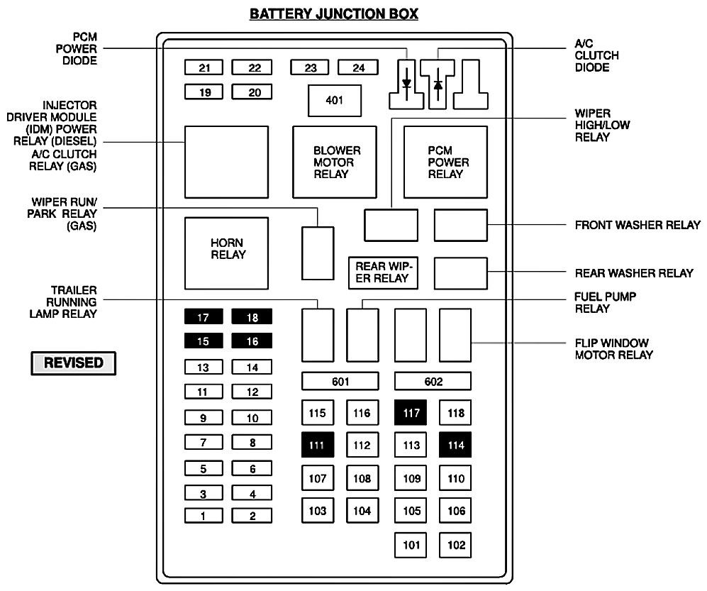Vag 21 Under Voltage Relay Wiring Diagram : Excursion i don t have low beam on my headlight drivers side