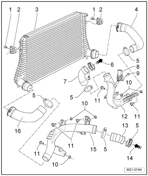 2009 Volkswagen Jetta Tdi With A 2 0l Engine  I Am Having A Hard Time Finding The Iat Sensor