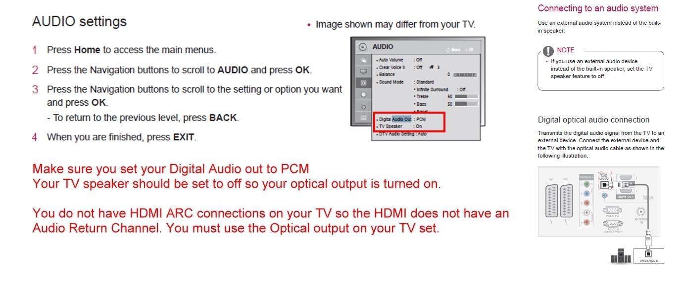 How To Connect Samsung Soundbar To Lg Tv